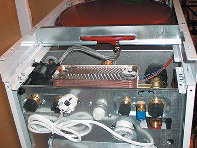 Пластинчатый теплообменник из нержавеющей стали SWEP (Швеция)
